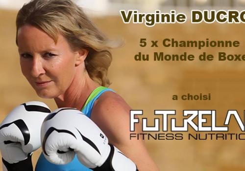 Interview FIGHT/FITNESS : Virginie…