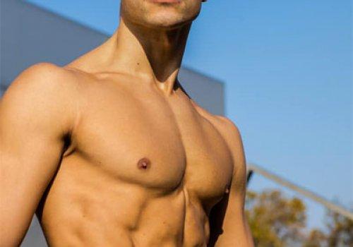 Rudy MUSIANI Fitness Modèle